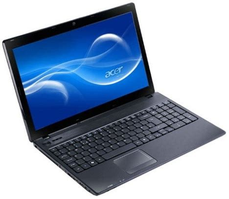 Laptop Acer Aspire P6200 acer aspire 5742 6811 notebookcheck org