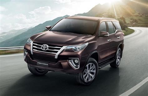 Toyota New Launch New Toyota Fortuner To Launch In India On November 7