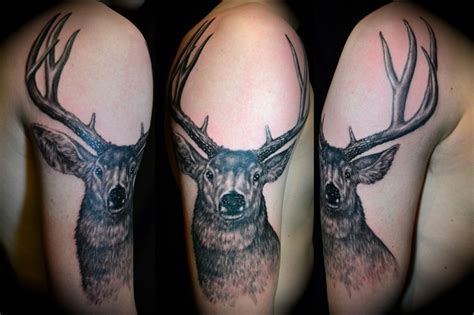tattoo prices red deer 35 stunning stag and deer tattoo designs
