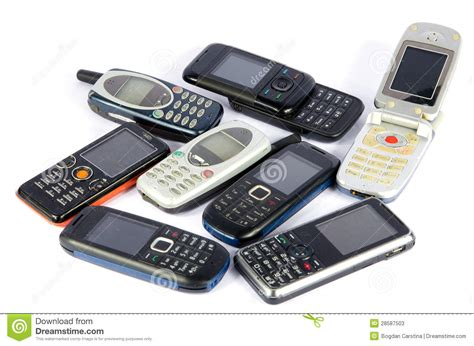 mobil stock mobile phones stock photos image 28587503