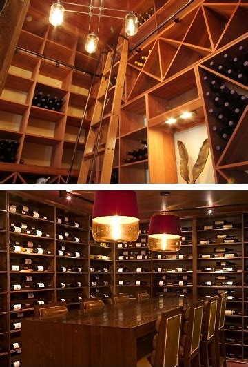 Cellar Lights And Ls That Increase The Value Of A Wine Room Wine Cellar Chandeliers