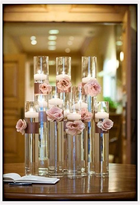 cheap ideas for centerpieces for a wedding 17 best ideas about inexpensive wedding centerpieces on