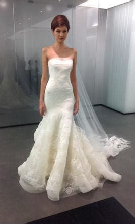 Wedding Dresses Designer Vera Wang by Vera Wang Leda 3 600 Size 8 Used Wedding Dresses