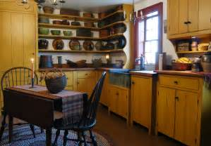 primitive kitchen designs a primitive place country journal magazine a big announcement a winner