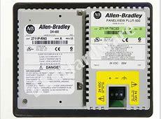 PLC Hardware: Allen-Bradley 2711P-T6C3D PanelView Plus 600 ... Panelview Plus 600