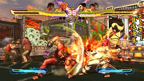 fighter vs tekken capa 2012 cover xbox 360 fighter x tekken screens 8