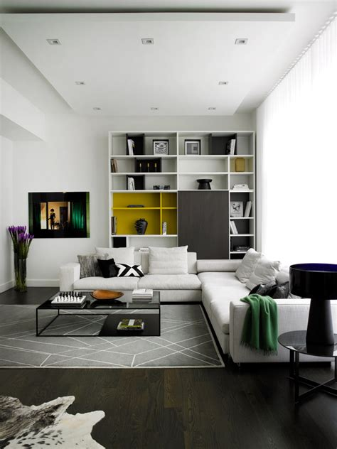 modern interior design by noha hassan from new york