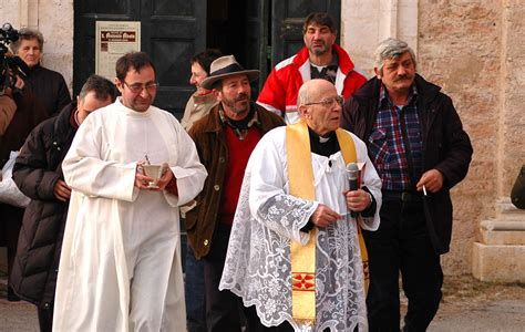 sfogo di sant antonio interno sant antonio abate norcia