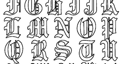 printable old english fonts large free printable tattoo designs tattoo fonts free