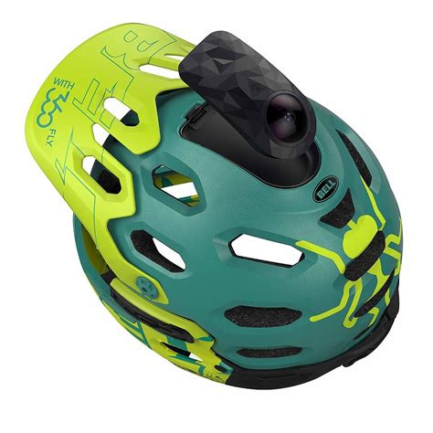 Helm Bell 360 Fly bell and giro introduce helmets at ces with integrated 360fly cameras bicycle retailer and