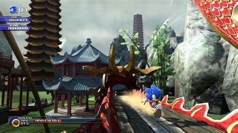 Amycoll Ps3 Unveiled In China by Image Sonic Unleashed Uk On 20081027081346728 Jpg