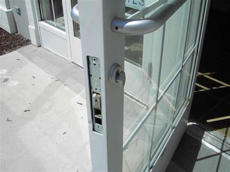 Commercial Exterior Door Hardware Business Door Commercial Door Glass Repair And Installation