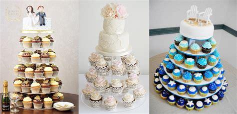 Cup Kue Motif inspirasi kue pernikahan yang indah stacie bridal