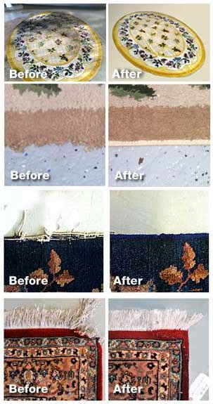 Rug Cleaning Northern Va Oriental Amp Area Rugs In Plant Cleaning Amp Repair Before