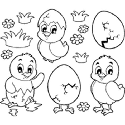 chicken and duck 187 coloring pages 187 surfnetkids