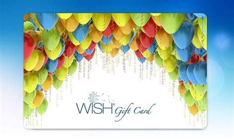Wish Gift Card Groupon - woolworths wish egift card groupon