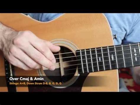 vidio tutorial finger style the boxer paul simon fingerstyle guitar lesson funnycat tv