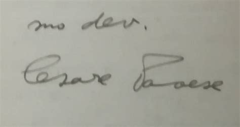 cesare pavese lettere una lettera originale di cesare pavese esposta a savona