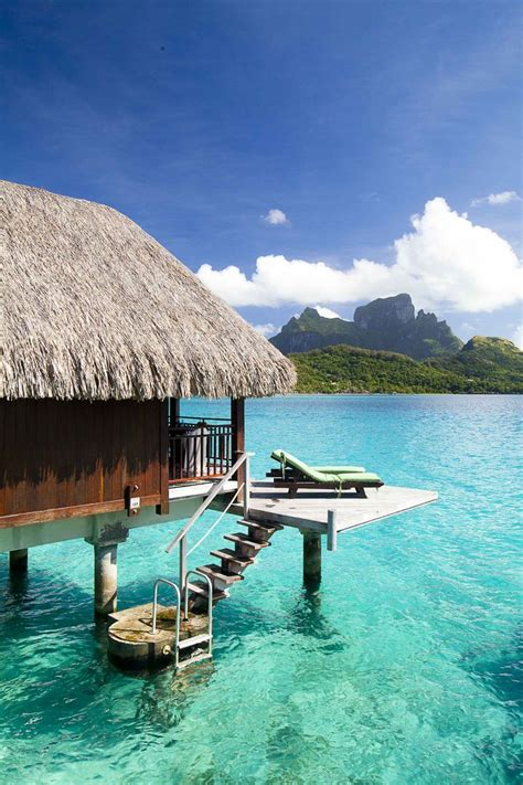the best overwater bungalows travel leisure 1418 best images about dr tom s dream vacation