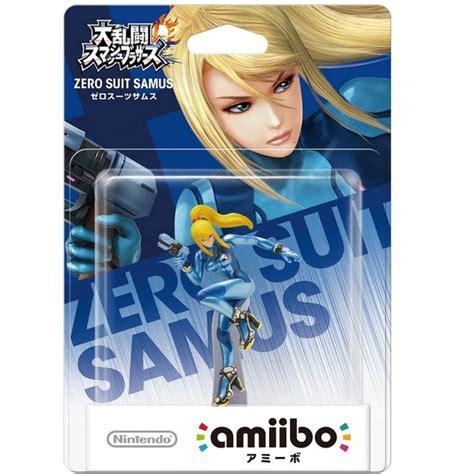 Amiibo Bayonetta Smash Bros Series amiibo smash bros series figure zero suit samus