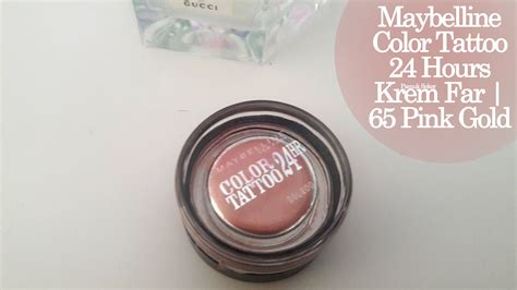 tattoo care in the first 24 hours maybelline color tattoo 24 hours krem far 65 pink gold