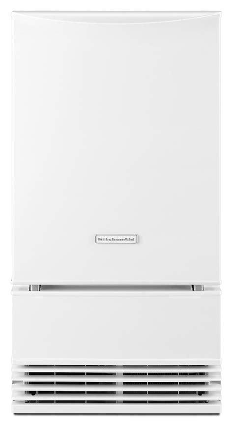 Kitchenaid Refrigerator Drain Kitchenaid Kuis18pnzw Kuis18pnzw 18 Quot Maker W