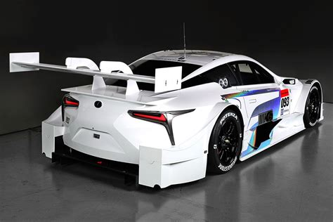 lexus racing car lexus lc gt500 to race in 2017 super gt season forcegt com