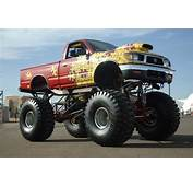 1981 TOYOTA 4X4 CUSTOM MONSTER TRUCK  Off Road Wheels