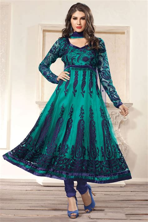 long sut long anarkali suits latest fashion today