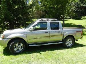 Nissan Frontier 2001 4x4 Purchase Used 2001 Nissan Frontier Se Crew Cab 4