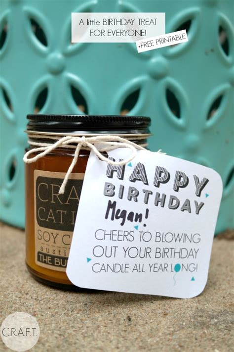 diy birthday gifts free printable c r a f t