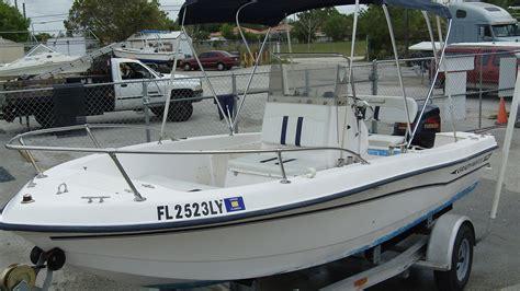 boat windshield miami 1995 grady white 17 spirit center console boat used boat