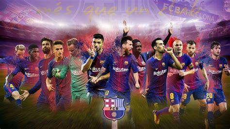 FC Barcelona Wallpapers 2018