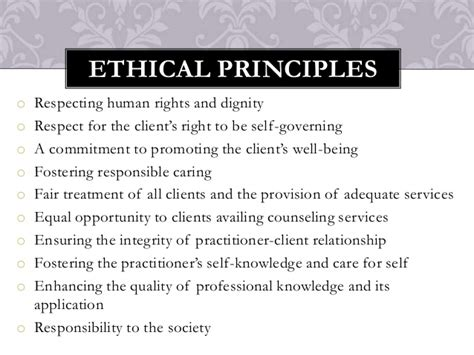 Lighting Vanity Ethics In Counseling