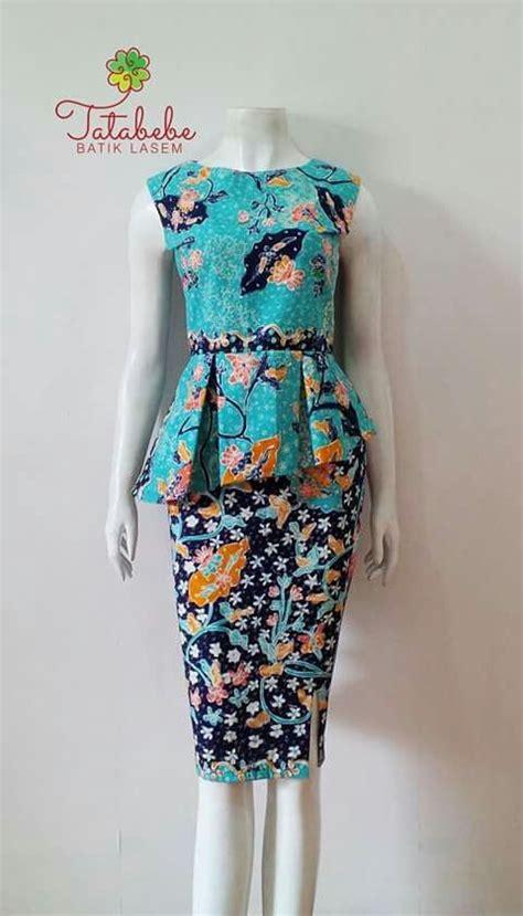 Blouse Batik Serasi Fashion 1 332 best batik images on batik fashion batik