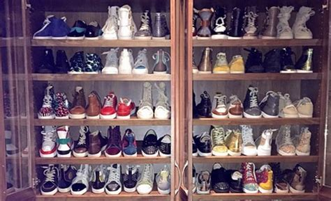 mayweather shoe collection floyd mayweather sneaker collection complex
