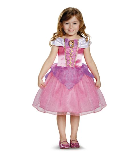 Arora Dress Gamis classic princess disney dress costume