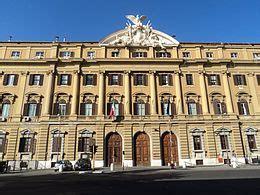 ministero interno sede palazzo delle finanze