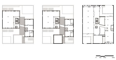 tea house plans gallery of plot 6 tea house in jiangsu software park atelier deshaus 12