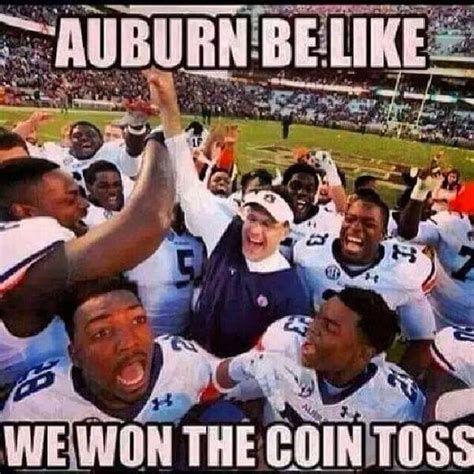 Alabama Auburn Memes - best auburn football memes from the 2015 season