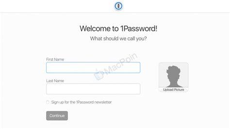 daftar tutorial ut online tutorial cara daftar akun 1password secara gratis macpoin