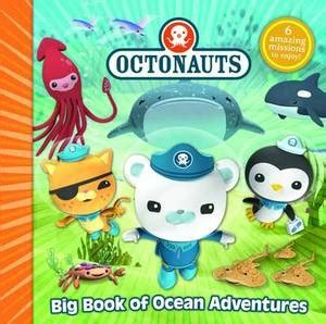 the octonauts underwater adventures box set books