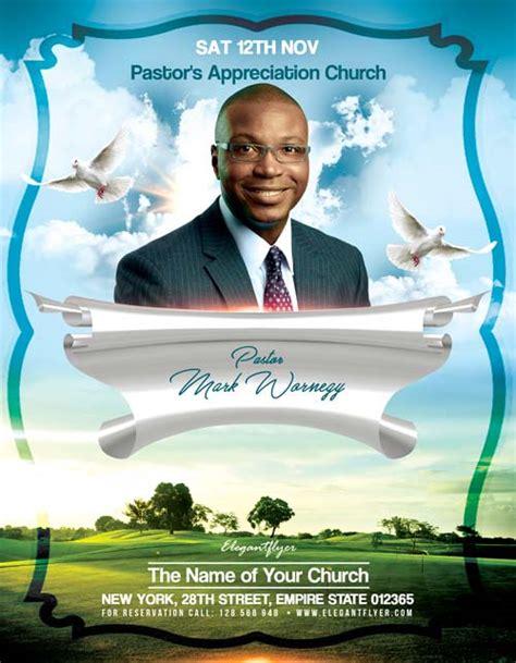 Pastors Appreciation Church Free Flyer Template Download Psd Free Church Flyer Templates Photoshop