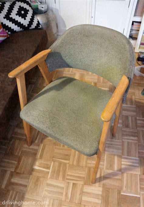 como tapizar una silla en piel antes  despues blog decoracion  tu estilo como decorar