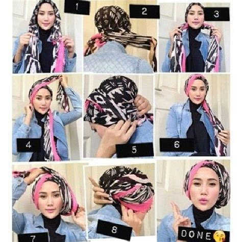 tutorial hijab turban resmi tutorial hijab turban modern google search hiijab