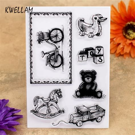 cheap rubber sts for scrapbooking get cheap rubber sts aliexpress