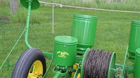 Deere 290 Planter by Deere 290 Two Row Planter S62 The Original 2014