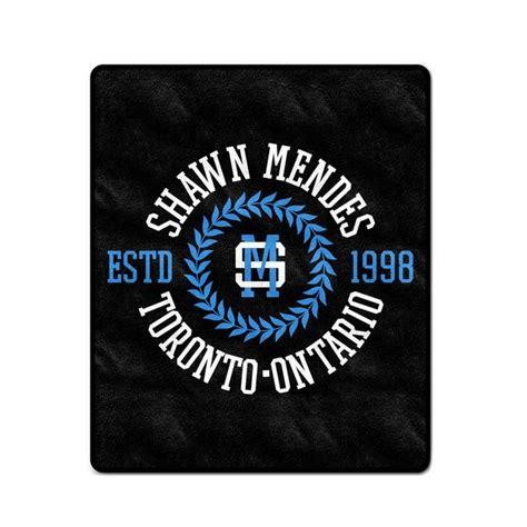 Hoodie Zipper Shawn Mendes Hitam shawn mendes hoodie logo black