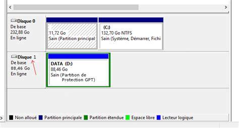 diskpart format code formater en ntfs une partition de protection gpt windows os