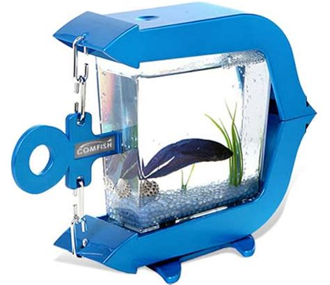 Usb Aquarium Mini gadgets the usb mini aquarium